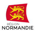 Normandie Région 2016_03 Logo Paysage Rvb