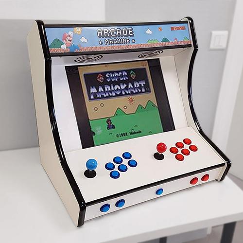 """Bricolage numérique Et si vous construisiez votre propre borne d'arcade ? [toggle title=""""Lire la suite""""]  Le retro-gaming, cette envie de rejouer à des jeux vidéos anciens, est en plein essor. Surfant sur cette tendance, le Bureau Information Jeunesse de l'Orne propose d'accompagner un groupe de jeunes dans la création d'une borne d'arcade. De l'assemblage aux dernières finitions, chaque étape de construction permettra la découverte d'usages numériques. Retrouver Pacman, Donkey Kong ou le Super Mario du début se mérite ! Si l'objectif de création est connu, les étapes nécessaires à sa conception permettront aux jeunes de se familiariser avec le bricolage numérique. Au programme notamment, du bricolage traditionnel, de l'assemblage de composantes informatiques, du paramétrage de joystick, de la configuration d'un nano-ordinateur, customisation… et une phase de test qui sera très attendue. En fin de projet, la structure d'accueil conservera sa borne d'arcade personnalisée. [/toggle]"""