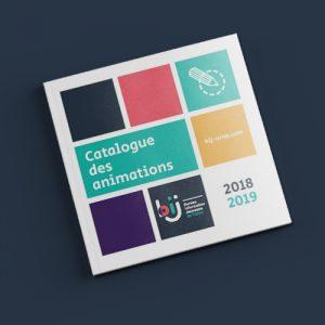 Téléchargez notre catalogue des animations 2018-2019