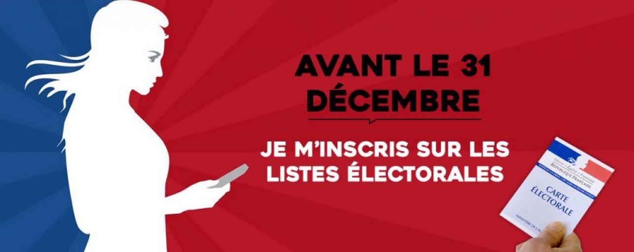 Inscription-election