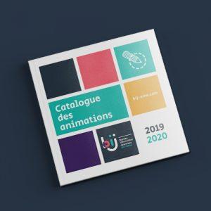 Téléchargez notre catalogue des animations 2019-2020
