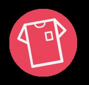 Personnaliser un t-shirt, un totebag,...Vous avez envie de transférer votre visuel sur un textile en coton ? Utilisez la presse à chaud pour régler le bon temps et la bonne température sur la feuille de papier à sublimation ou le flex.