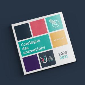 Téléchargez notre catalogue des animations 2020/2021