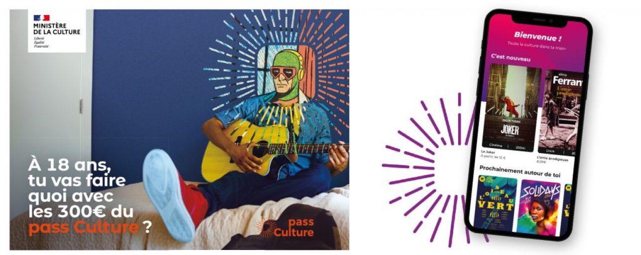 Bandeau FB - Pass culture